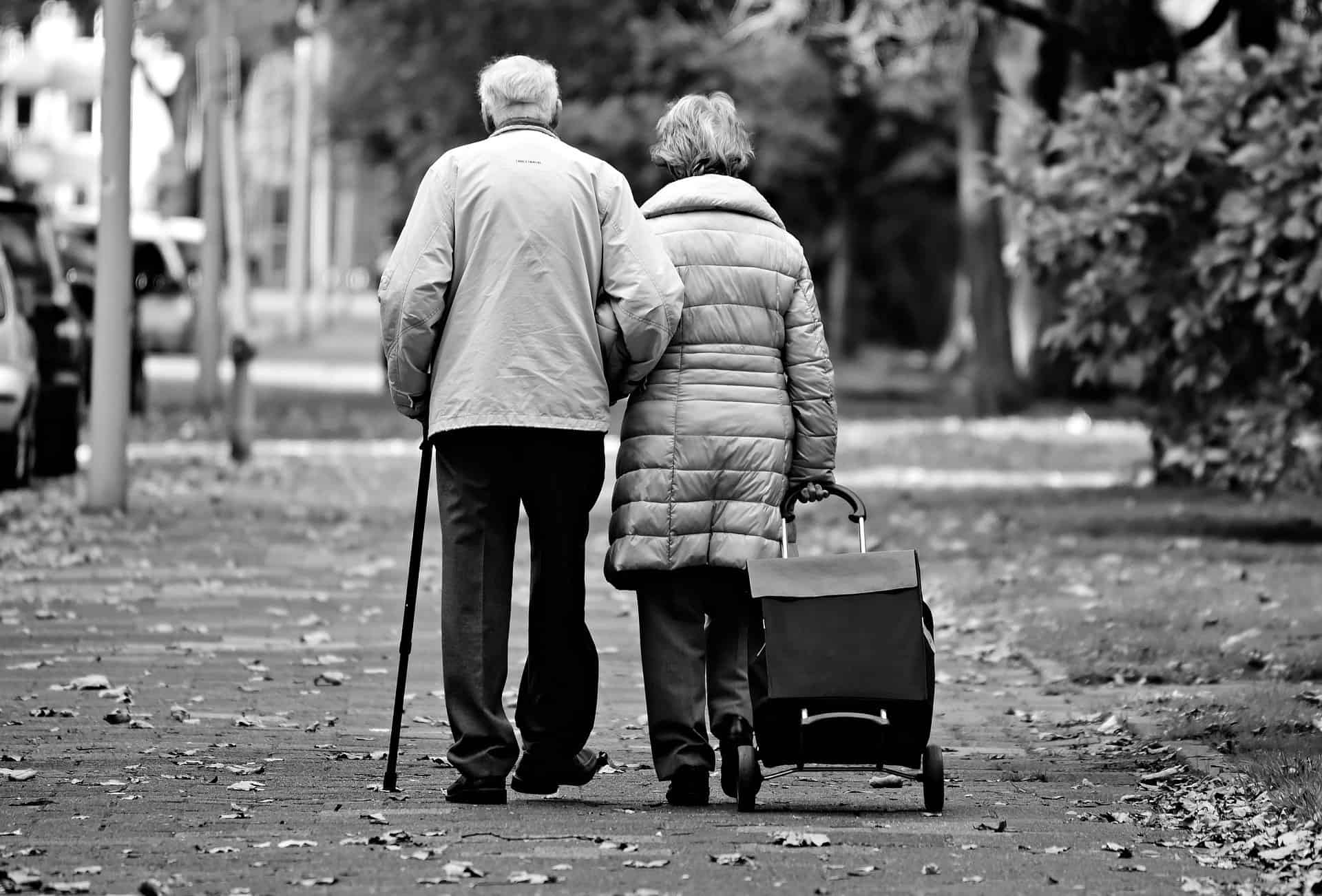 Do you agree that it is inevitable for the elderly to be a burden to society